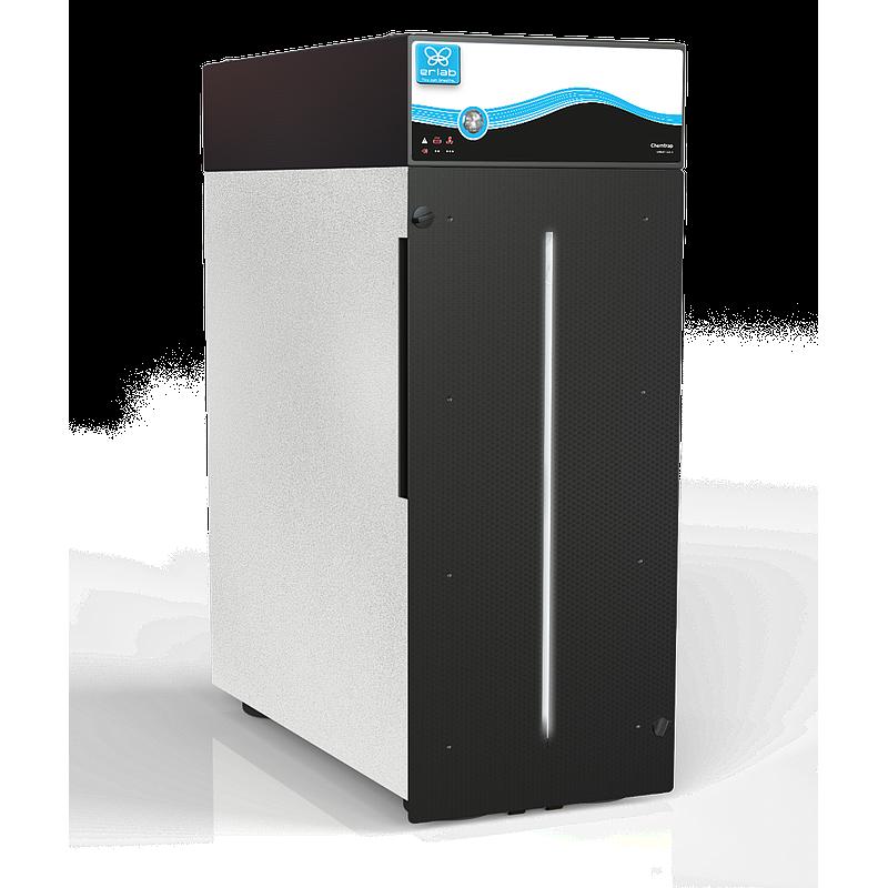 Système de filtration autonome pour armoire de sécurité - CHEMTRAP V201 1C Smart - Filtre acides / bases - ERLAB