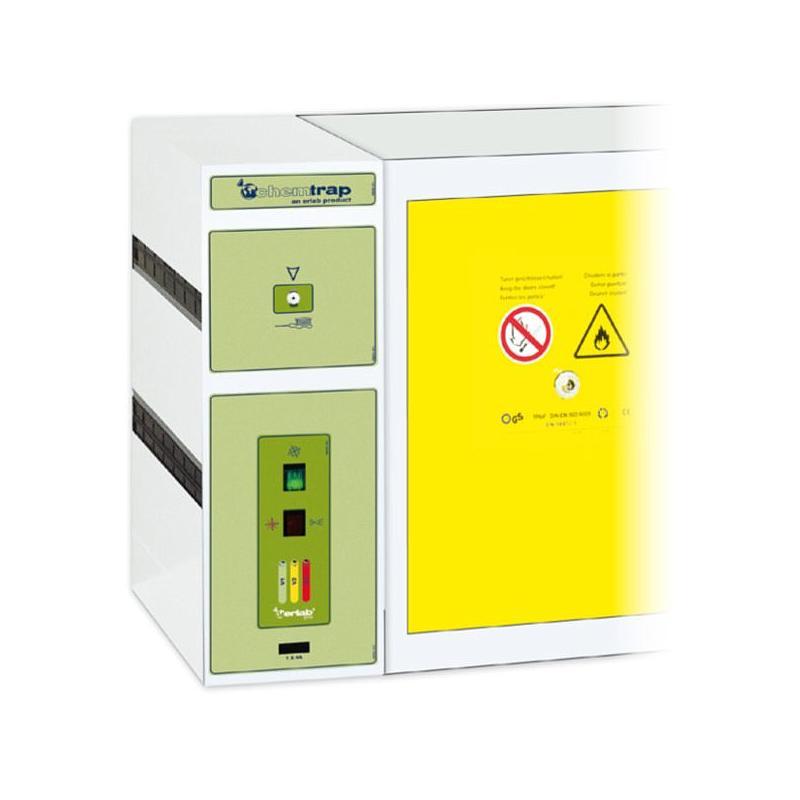 Système de filtration autonome pour armoire de sécurité - CHEMTRAP V201 V01 - Filtre solvant AS - ERLAB