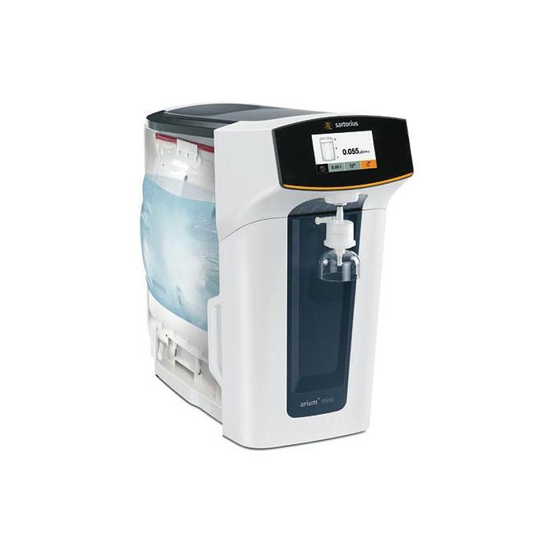 Système de purification d'eau Arium® Mini - Type 1 - Lampe UV - Sartorius