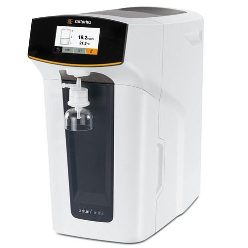 Système de purification d'eau Arium® Mini - Type 1 - Sartorius