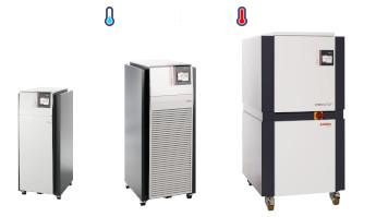 Cryothermostats à haute dynamique