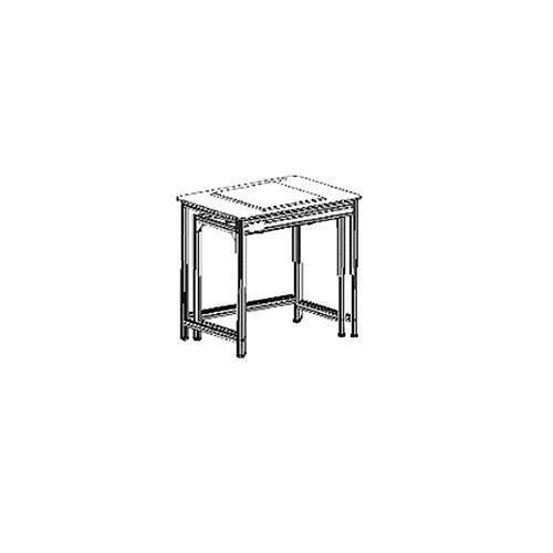 Table de pesée anti-vibration