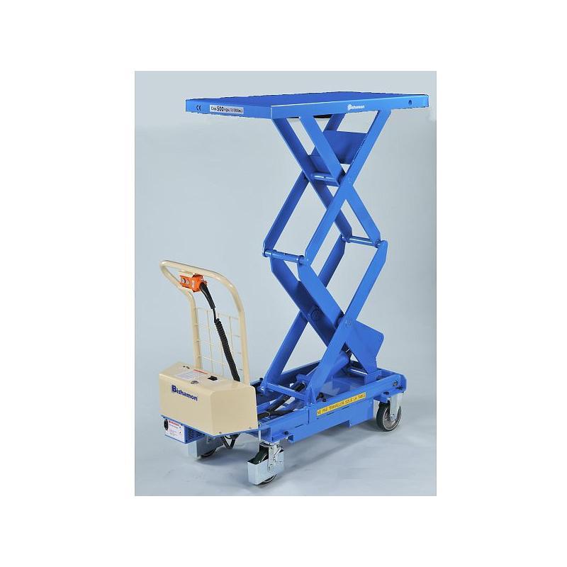 Table élévatrice électrique Bishamon BX-50WB - 500 kg