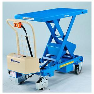 Table élévatrice électrique Bishamon BX-80B - 800 kg