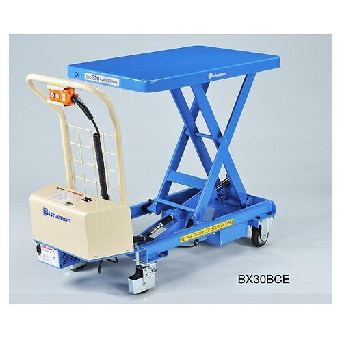 Table élévatrice électrique simple ciseau Bishamon BX-30B - 300 kg