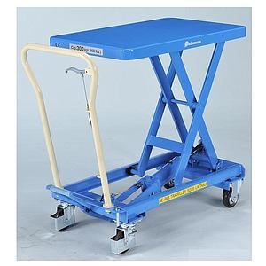 Table élévatrice hydraulique Bishamon BX-30 CE - 300 kg