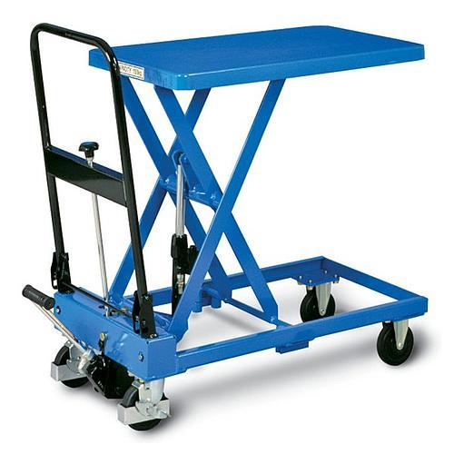 Table élévatrice hydraulique PR-LT-150 - 150 kg