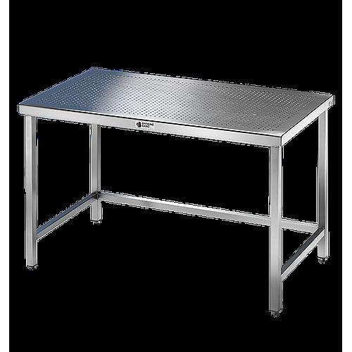 Table inox soudée pour salle blanche - Pharma Line - 1200 x 700 cm - Bano