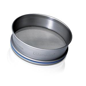 Tamis acier inox Ø 305 mm - Hauteur 40 mm - 200 µm avec certificat de conformité EN 10204 2.1