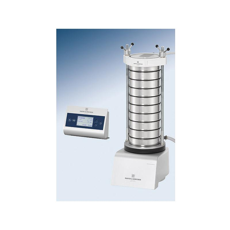 Tamiseuse EML 200 Premium Remote TwinNut System - Haver & Boecker