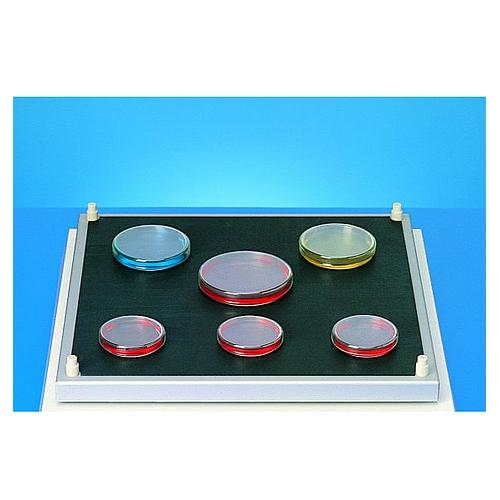 Tapis antidérapant 420 x 420 mm