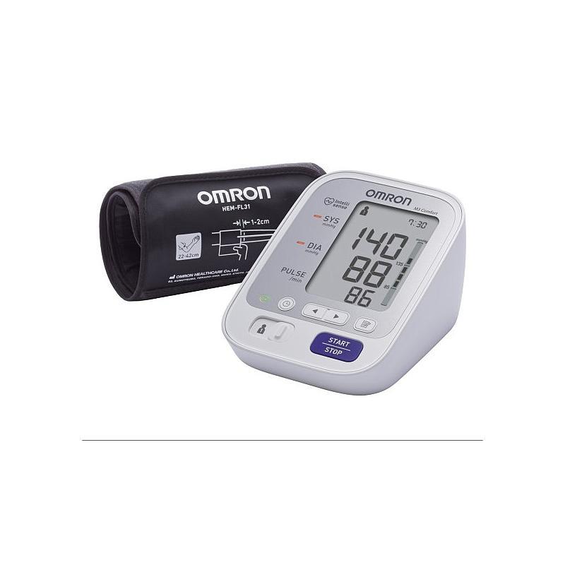 Tensiomètre électronique au bras OMRON - M3 Comfort