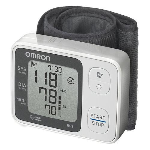 Tensiomètre électronique au poignet OMRON - RS3