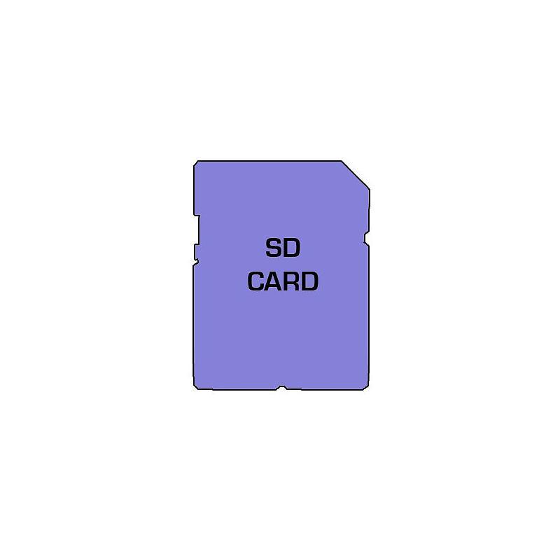 TES-05541700 - Carte SD - Testo