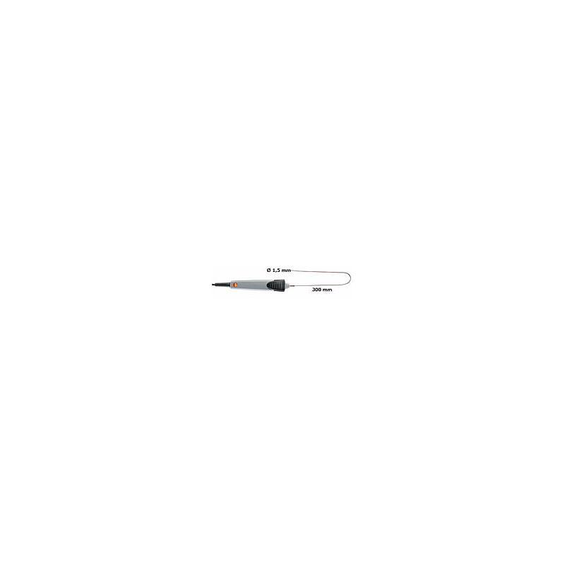 TES-06020593 - Sonde d'immersion précise, rapide et étanche thermocouple type K