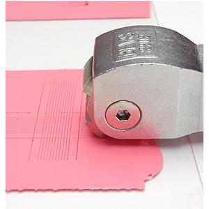 Test d'adhérence par incisions parallèles - 2 mm - 6 lames - Kit complet