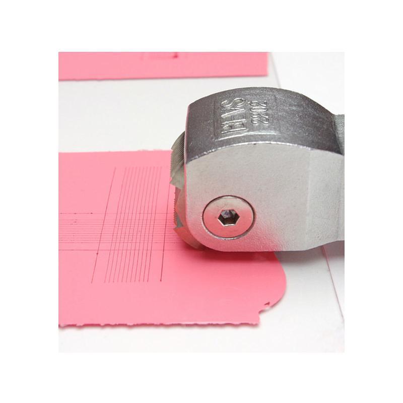 Test d'adhérence par incisions parallèles - 3 mm - 6 lames - Kit complet