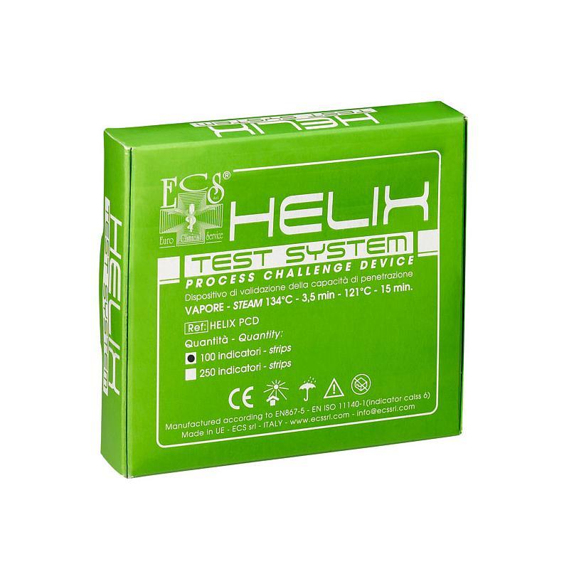 Test de Stérilisation Helix - Boite de 100 - Promotal