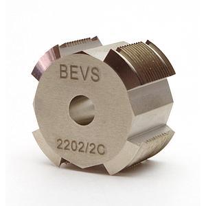 Tête coupante pour peigne de quadrillage - 6 lames - 2 mm