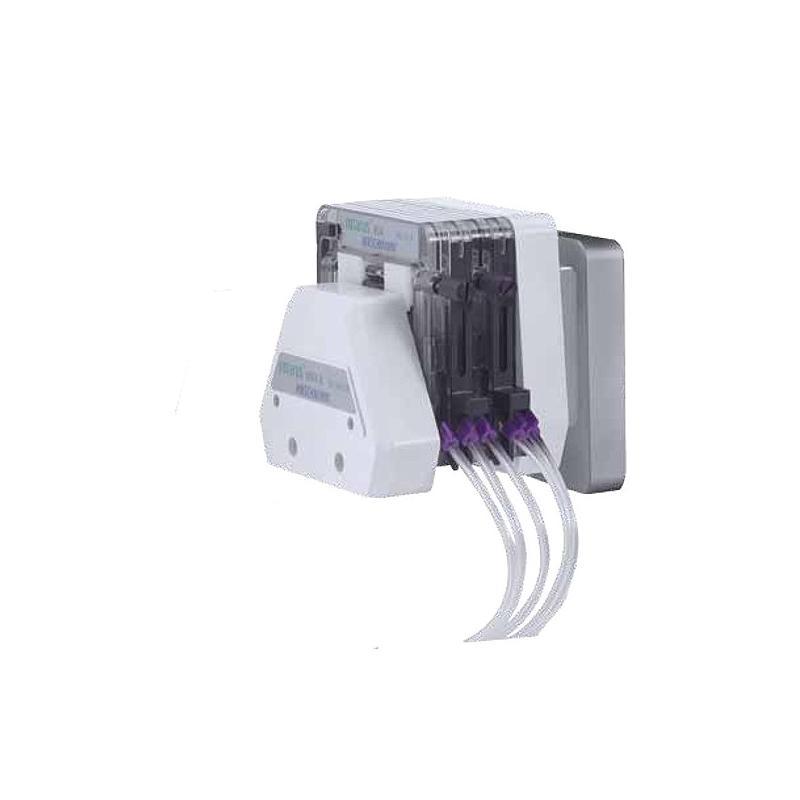 Tête de pompe multicanale Rotarus® MKF 4-8 - 4 canaux, 8 galets - Hirschmann