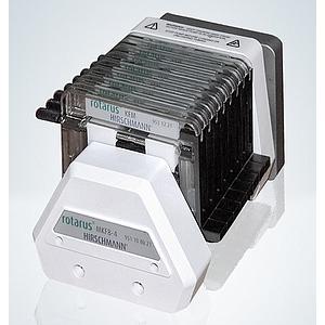 Tête de pompe multicanale Rotarus® MKF 8-4 - 8 canaux, 4 galets - Hirschmann