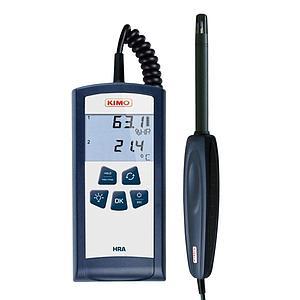 Thermo-hygromètre à sonde déportée HRA - Kimo