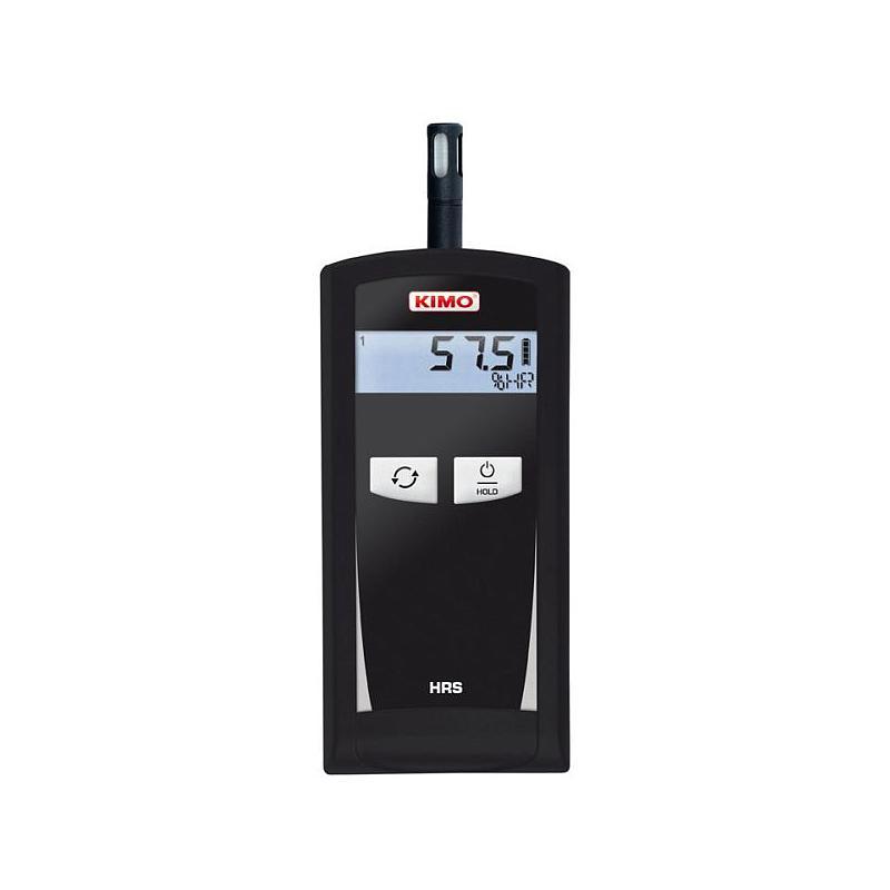 Thermo-hygromètre à sonde intégrée HRS - Kimo