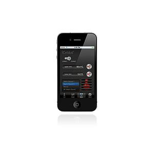 Thermo-hygromètre d'ambiance Smartphone - iCelsius Connecteur RH