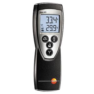 Thermomètre à sonde interchangeable - Testo 925