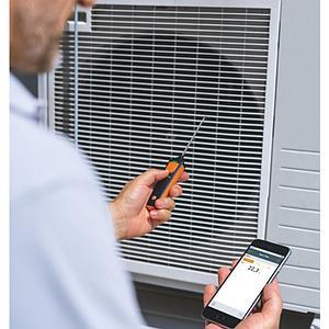 Thermomètre avec commande Smartphone 905i - Testo