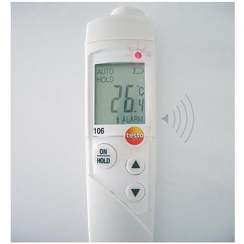 Thermomètre de mesure à coeur - TESTO