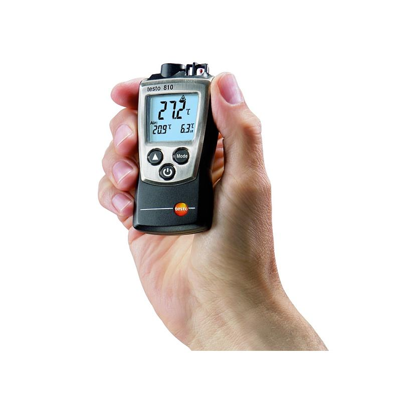 Thermomètre infrarouge à visée laser 810 - TESTO