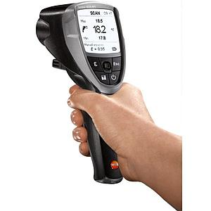 Thermomètre infrarouge à visée laser Testo 835-H1 - TESTO