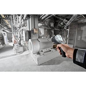 Thermomètre infrarouge à visée laser Testo 835-T1 - TESTO