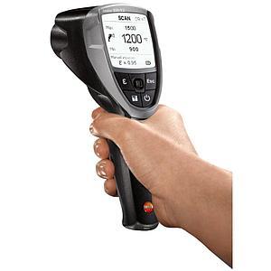 Thermomètre infrarouge à visée laser Testo 835-T2 - TESTO
