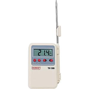 Thermomètre pénétration, immersion, ambiance TH300 - KIMO