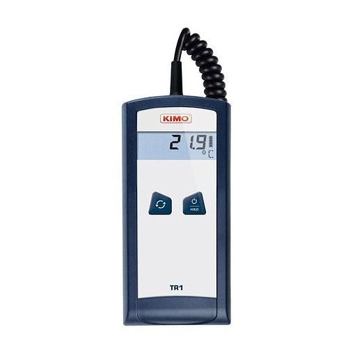 Thermomètre portable PT 100 - 1 canal - TR1 - Kimo