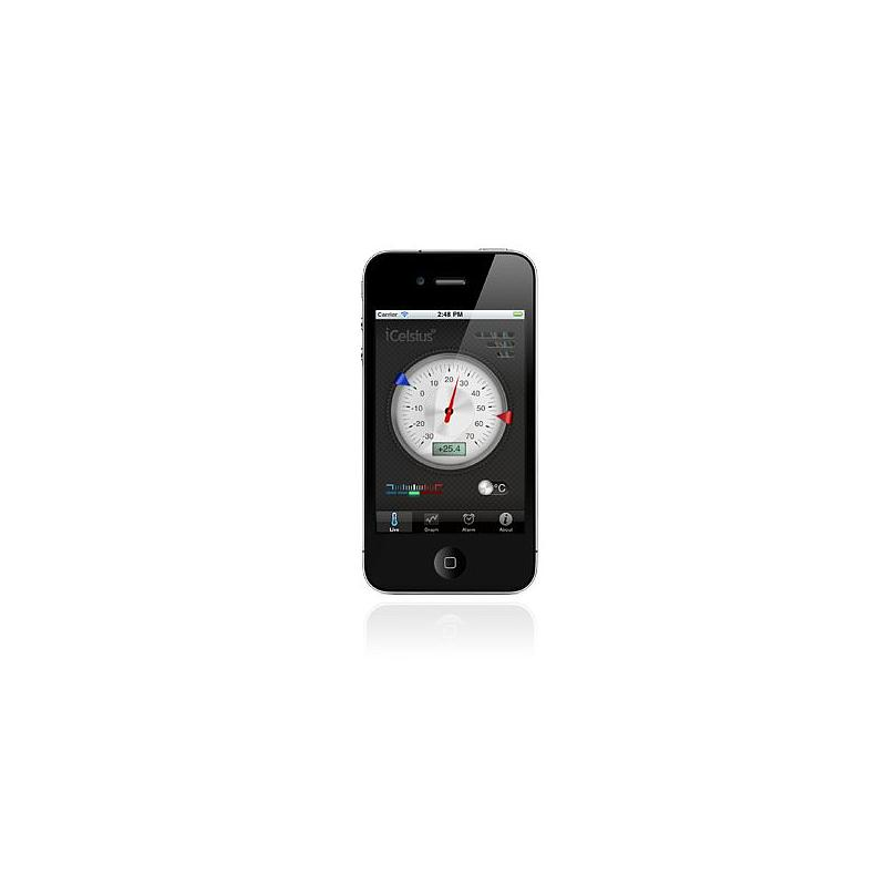 Thermomètre Smartphone - iCelsius Wireless