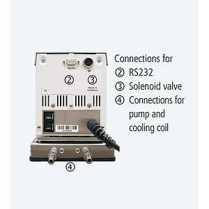 Thermostat à circulation MB-5A - 5 litres - Cuve Plexiglas 60 °C - JULABO