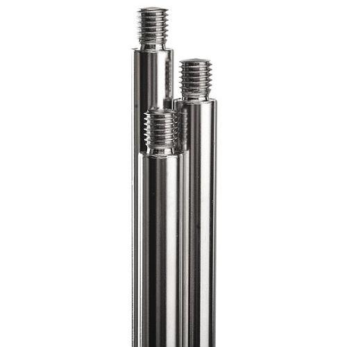 Tige pour socle avec filetage M10 - 1000 mm