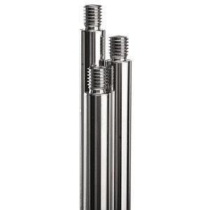 Tige pour socle avec filetage M10 - 1500 mm