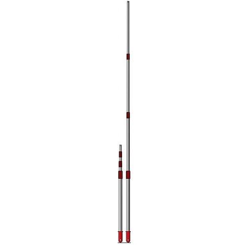 Tige télescopique pour prélèvement - 115...300 cm - Bürkle