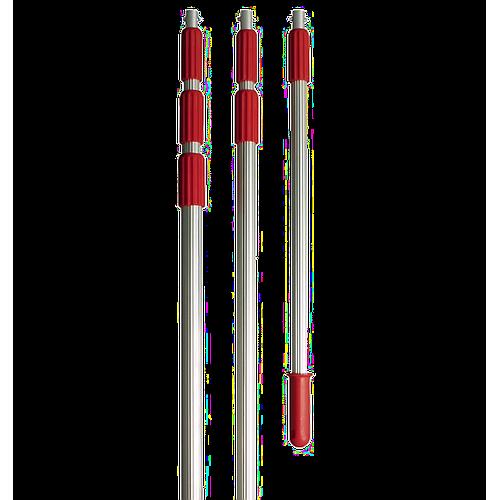 Tige télescopique pour prélèvement - 165...450 cm - Bürkle