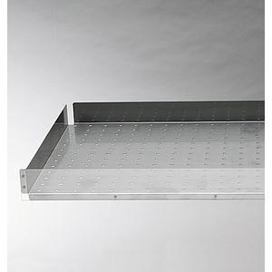 Tiroir en inox avec façade vitrée - 40 kg - GRAM