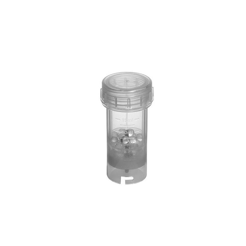 Tube broyeur à billes en verre BMT-20-G-M - IKA