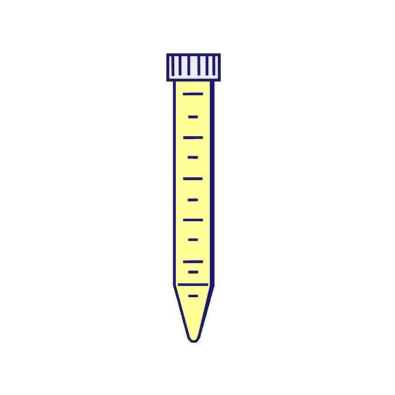 Tube de rechange couleur liquide - Standard n°6 - Byk Gardner