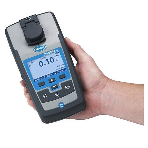 Turbidimètre de terrain 2100Q ISO - HACH LANGE