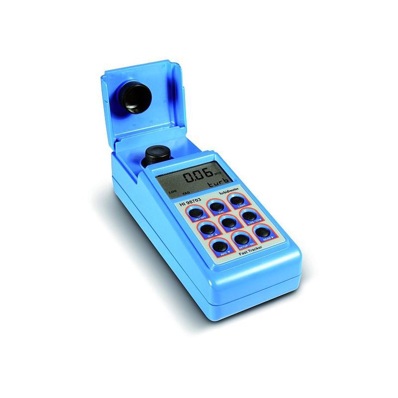 Turbidimetre portable en malette avec accessoires - HANNA