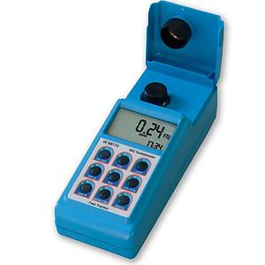 Turbidimetre portable HI 98713-02 - Conforme ISO 7027 - HANNA