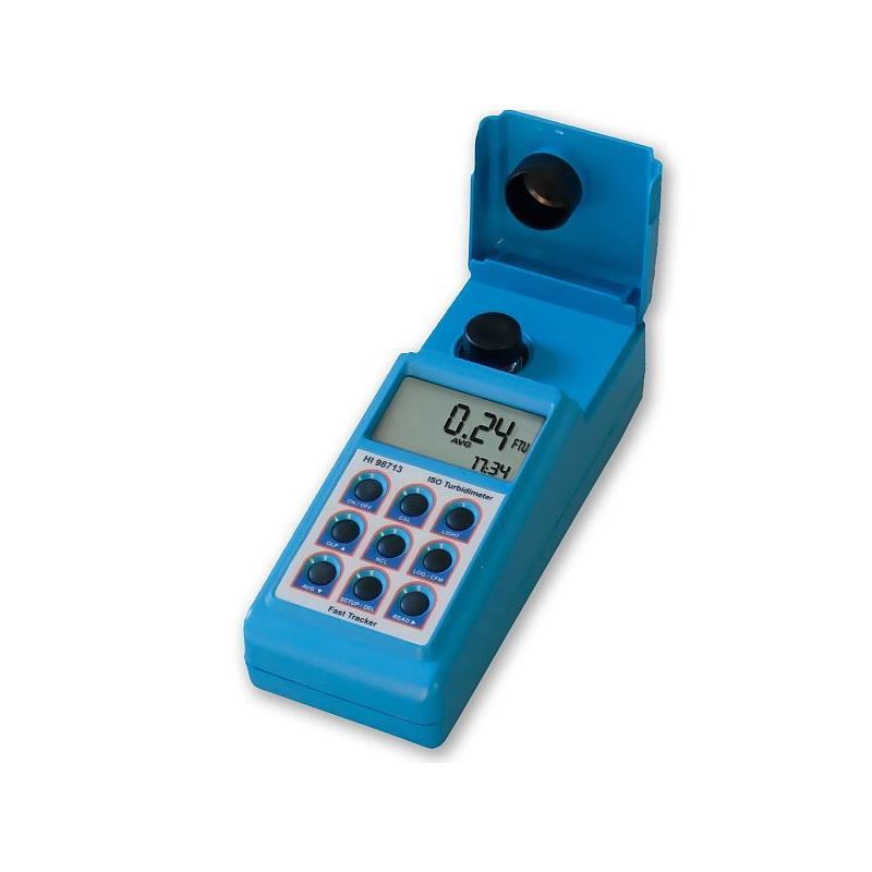 Turbidimetre portable HI 98713-02 - Conforme ISO 7027 - HANNA